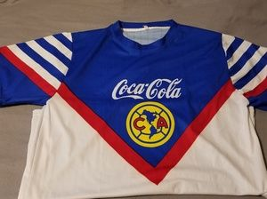 ac5db431c45 Shirts - Club America Jersey retro